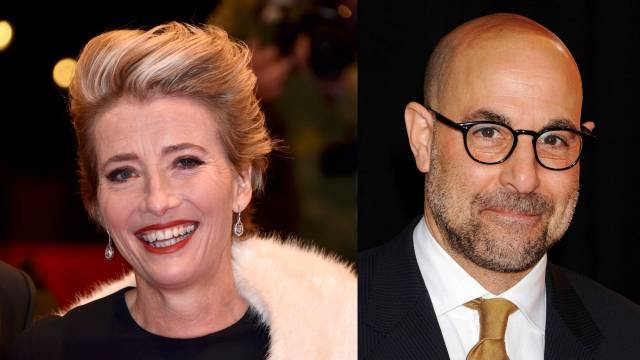 Emma Thompson and Stanley Tucci join The Children's Act